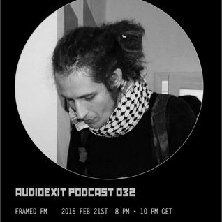 Audioexit Podcast032 Pt.1 - Backslash Zero