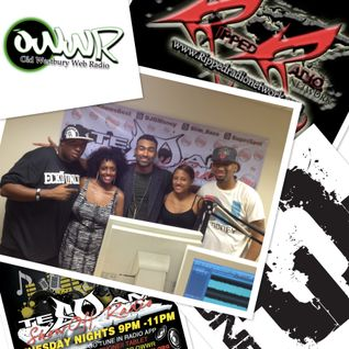 18-SEP-12 #TurnUpTuesdays On ShowOff Radio || In-Studio Guest @DrewVision