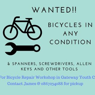 Gateway Youth Project Bicycle Repair Summer Camp 2016