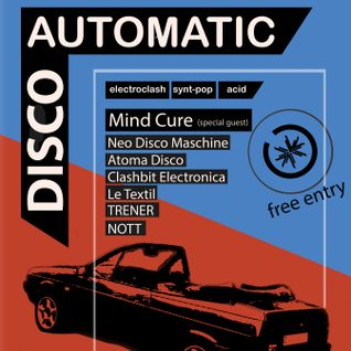 Mind Cure - Special For Automatic Disco