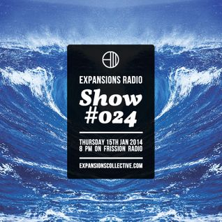 Expansions Radio - Show 24 (new music from Melo-Zed, El Train, Julien Mier, UNDA & more)
