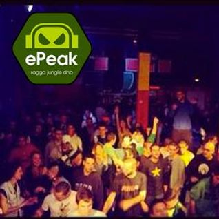 epeak live act ragga jungle dnb at Mama Mandawa club