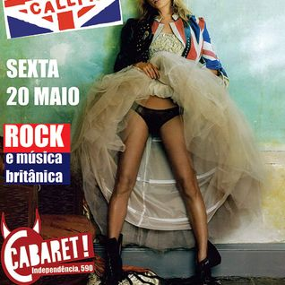 London Calling - Kate is Rock! (Maio 2011)
