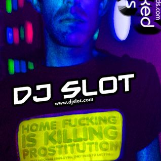 Dark, Modern and Rumbling, DJ SLOT gives us our next P'Cast in true Portuguese style…