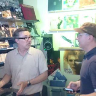 Rat Session # 43 : Jonny Trunk & DJ Food