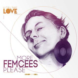 More Femcees Please