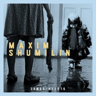 34mag New Year Mixes 2015 - Maxim Shumilin