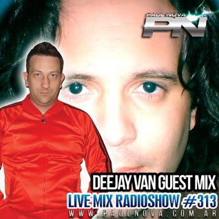 Paul Nova Live Mix 313