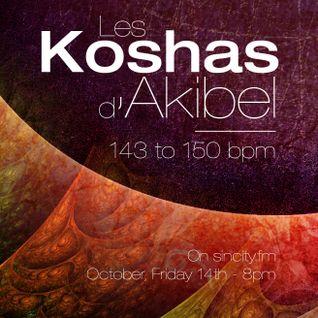 Les Koshas d'Akibel october 14th