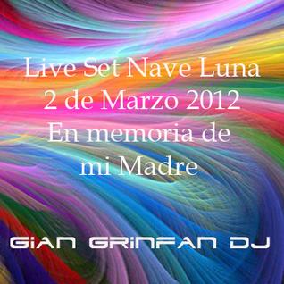DJ Set Nave Luna 2 Marzo 2012
