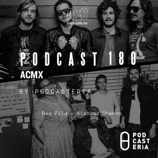 ACMX No. 180 - Futuros. Alabama Shakes, Rey Pila, Miami Horror, Belle & Sebastian.