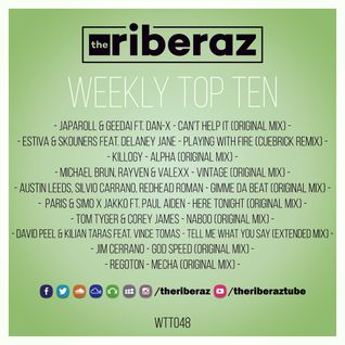 The Riberaz Weekly Top Ten 048