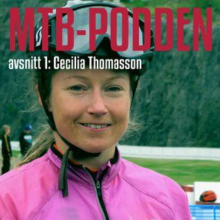 MTB-podden avsnitt 1: Cecilia Thomasson, världsmästare