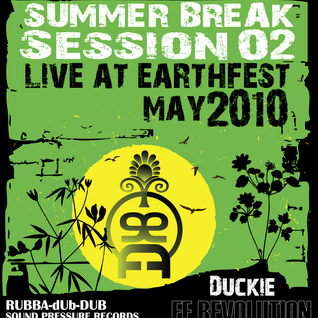 Summer Break Sessions 2 (Live @ EARTH FEST Taiwan)
