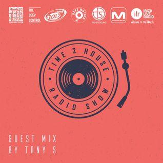 T2H 141 – Tony S Guest Mix [30.01.2016]