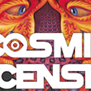 LIVE @ Cosmic Ascension 2014 (BUS STAGE)