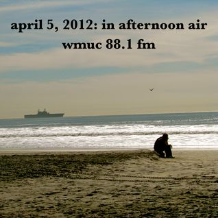 April 5, 2012: In Afternoon Air