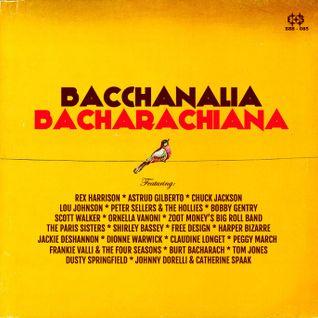 BACCHANALIA BACHARACHIANA Vol. 1