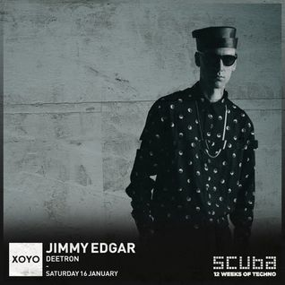 Jimmy Edgar - 2nd Week Of Techno at XOYO - 16-Jan-2016