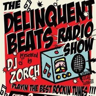 The Delinquent Beats Radio Show Vol 10