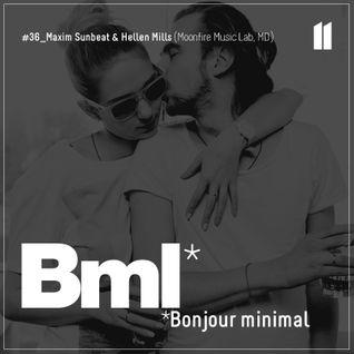 36e BML CAST | Maxim Sunbeat & Hellen Mills
