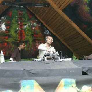 InLight @ Kalachakra OA (Łukocin 2012 - Chi Energy in Anno Domini) Oldschool Goa Trance DJset