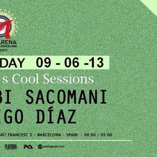 Iñigo Diaz DjsetLive La Macarena Club_Sunday_9june2013