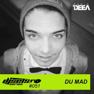 Djsets.ro series (exclusive mix) - episode 051 - Du Mad