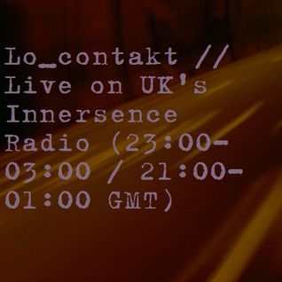 Innersence Radio UK mix by Lo_contakt (4th March 2012)