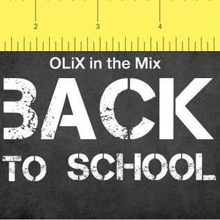OLiX in the Mix septembrie 2014 - Back to School (Jackin House Set)
