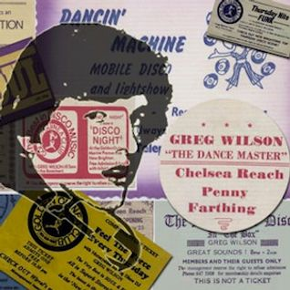 Greg Wilson - Time Capsule - January 1976