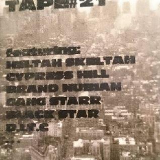 DJ BK - Tape #21 (1998)