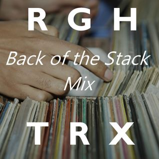 RoughTrix - Back of the Stack D&B Mix (November 2014)