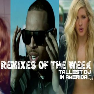 Remixes of the Week: Tove Lo, Chris Brown, Ellie Goulding + More
