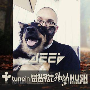 đRum & Bass Friday's with @BrandonDNB on @HushFMRadio (9-23-2016)