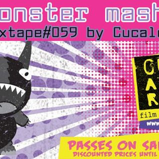 #MIXTAPE059 - Monster Mash by Cucalorus Film Festival