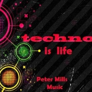 Techno is Life No.3 by Peter Mills