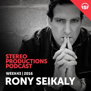 WEEK43_16 Guest Mix - Rony Seikaly (USA)