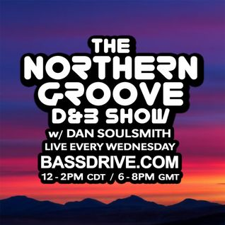 Northern Groove Show [2016.07.06] Dan Soulsmith on BassDrive