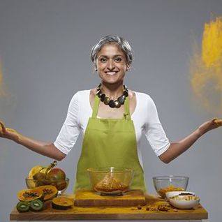Chetna Makan Interview BBC Asian Network Nihal The Great British Bake Off