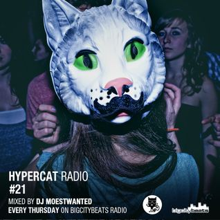 Hypercat Radio #21 - 19.02.2015 / BigCityBeats Radio - Mixed by DJ Moestwanted