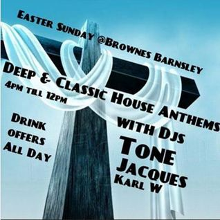 BROWNES BAR BARNSLEY EASTER BANK HOLIDAY 2016