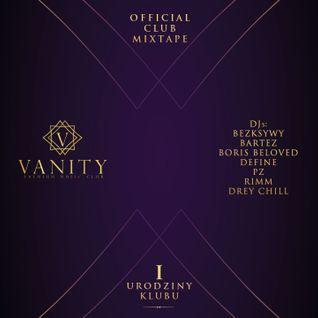 Vanity Club Sopot DJs - 1st B-day official mixtape