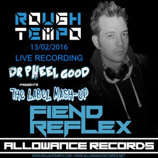 FiendReflex on Rough Tempo Radio - 13/06/2016