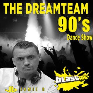 Jamie B's DreamTeam 90's Dance Show Sunday 17th July 2016