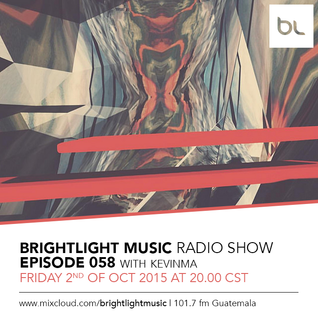 #058 BrightLight Music Radio Show with KevinMa