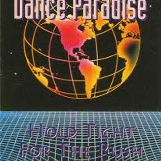 Dr S GACHET & XSTATIC, MC Matrix & Contagious, Dance Paradise 1994