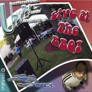 U.M.M. Live @ The BBQ!