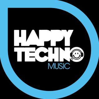 Lucas Freire 3decks+EFX at Happy Techno City Hall Barcelona 30 08 2014 SPN
