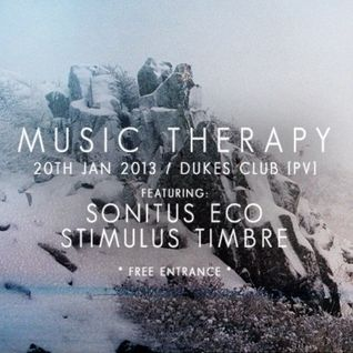 Sonitus Eco  @ Music Therapy 20-01-13